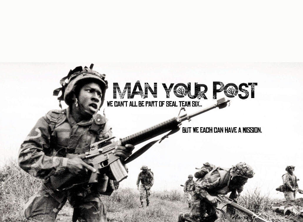 Man Your Post