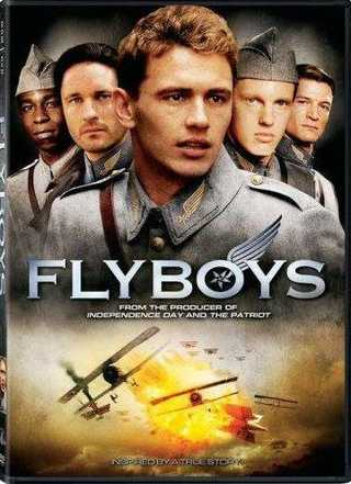 Netflix Manly Movie Night: Flyboys