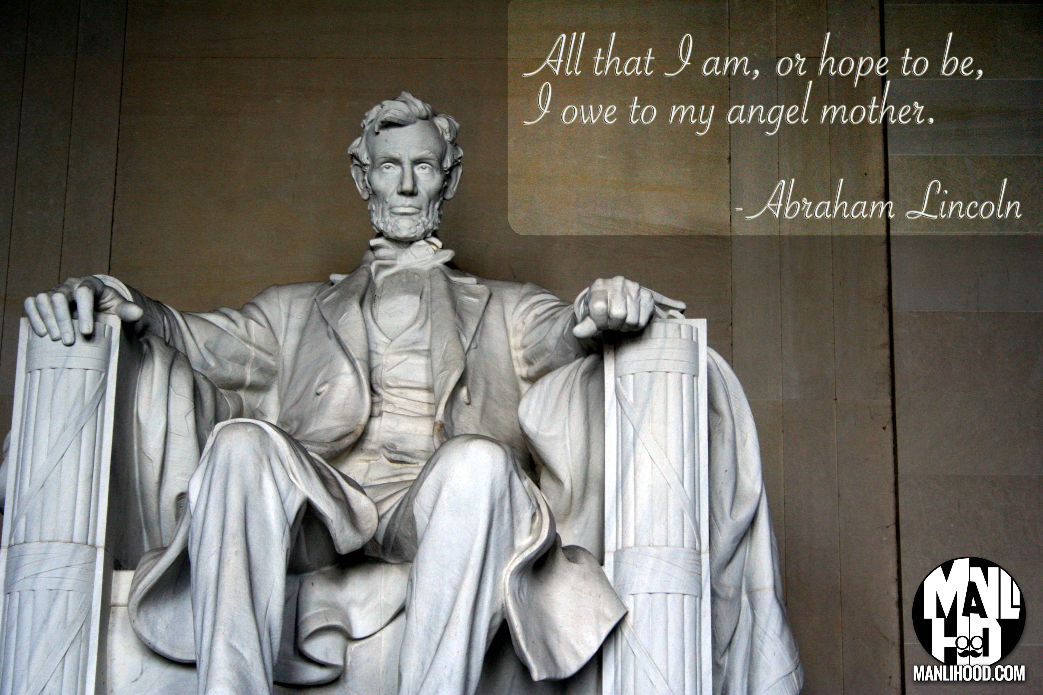 Abraham Lincoln – #mancrushmonday