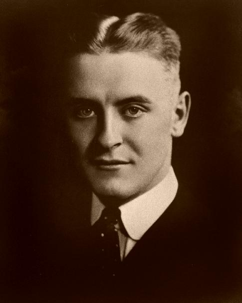 F. Scott Fitzgerald – #ManCrushMonday