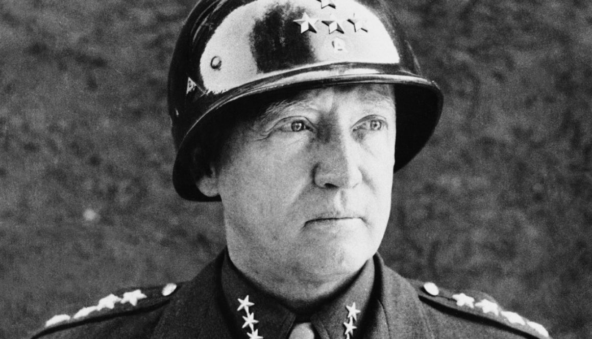 George S. Patton – #ManCrushMonday