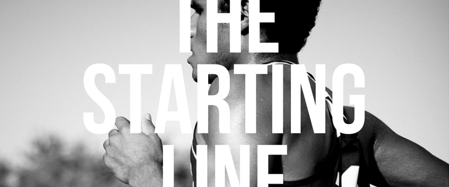 The Starting Line