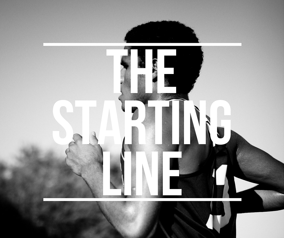 The Starting Line – Getting on the track #tuesdaytruth
