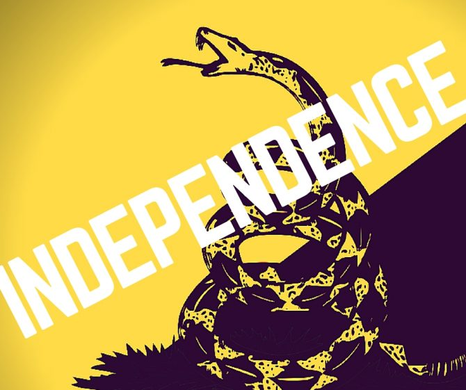 Independence: Shine a light