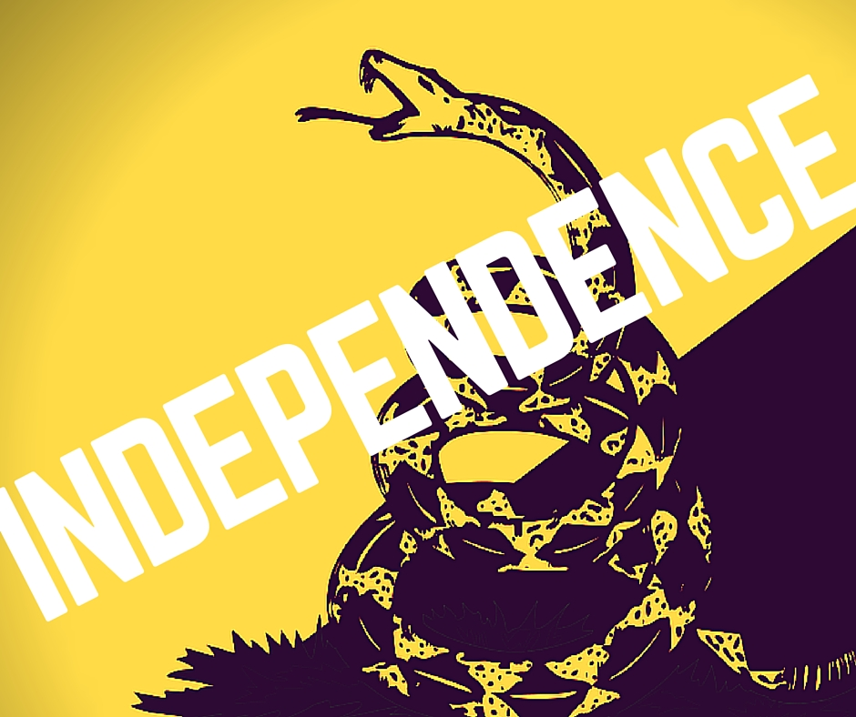 Independence: Free the Oppressed