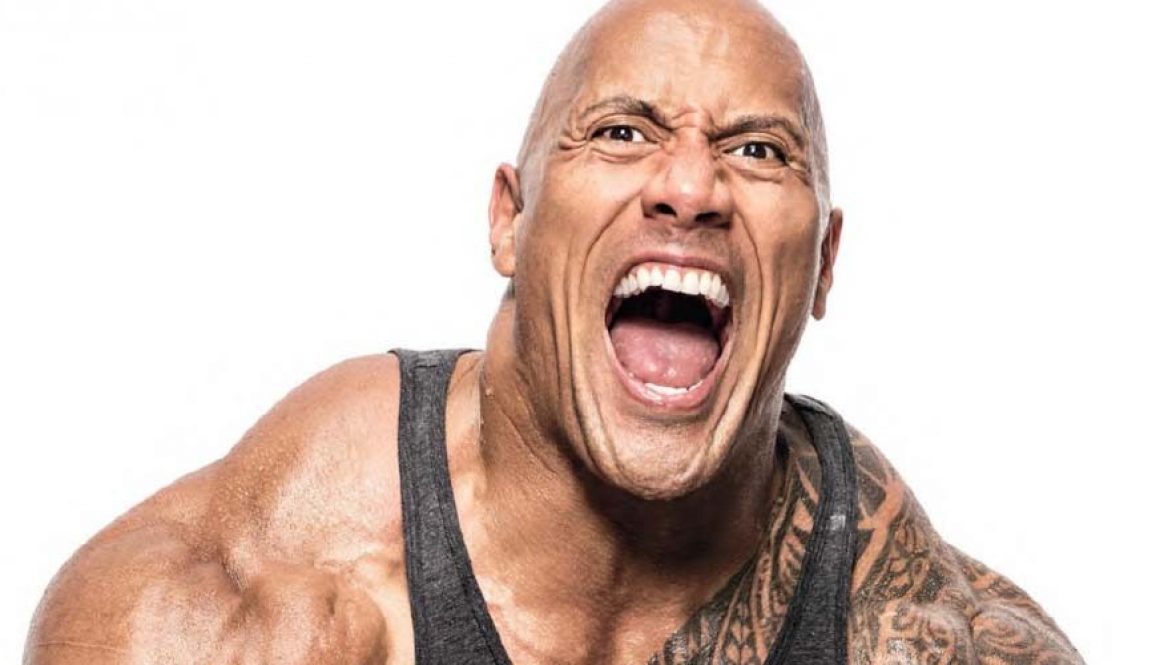 "Dwayne ""The Rock"" Johnson – #mancrushmonday"