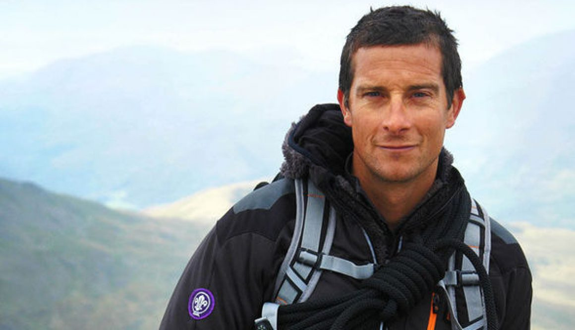 Bear Grylls – #mancrushmonday