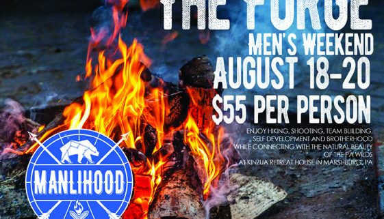 The Forge Men's Weekend