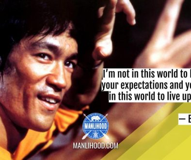 Bruce Lee quotes wallpaper manlihood man crush monday