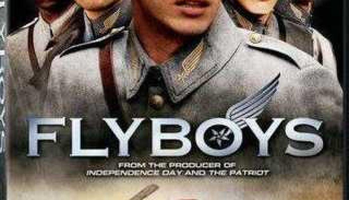 Netflix Manly Movie Night: Flyboys