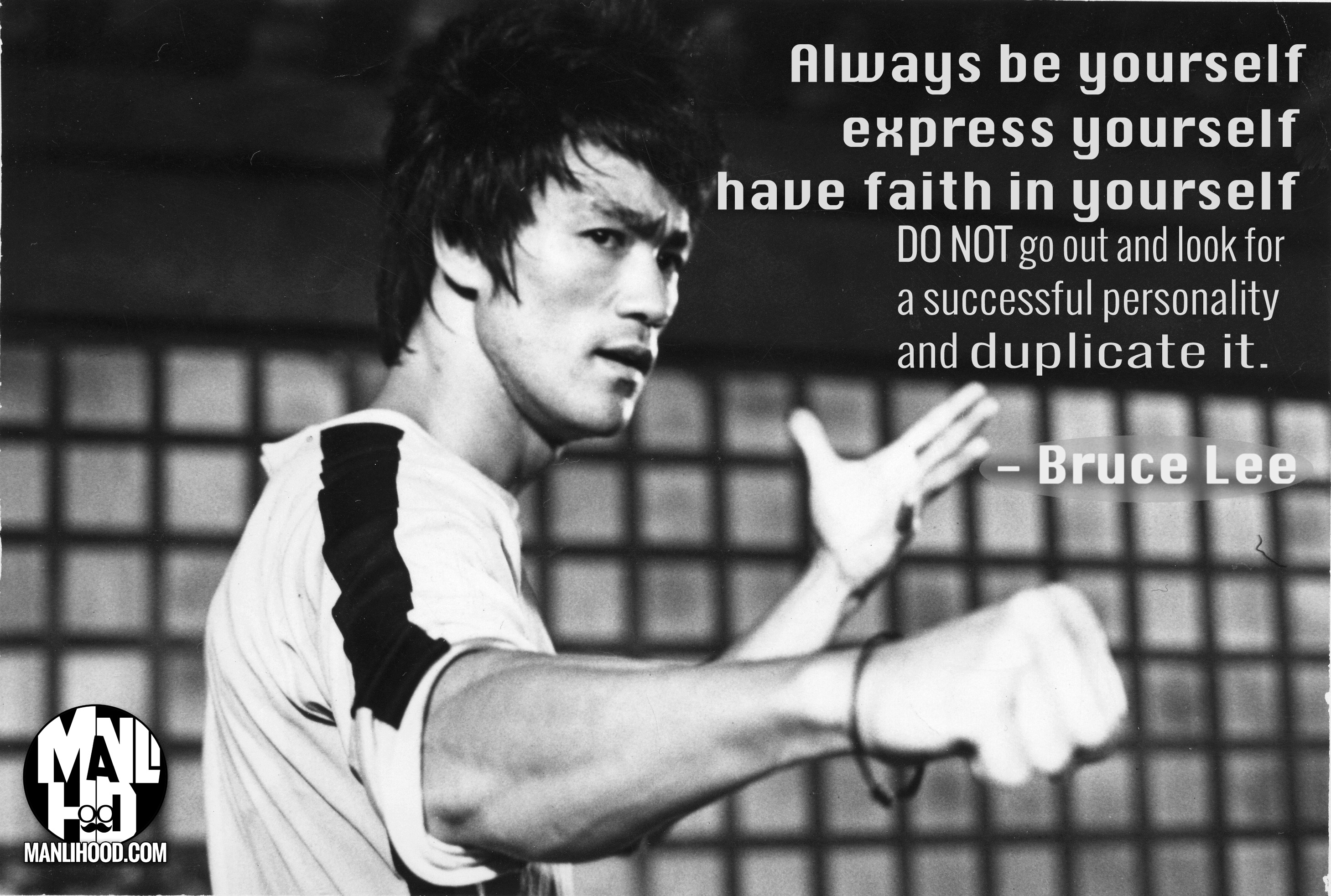 Bruce Lee – #ManCrushMonday