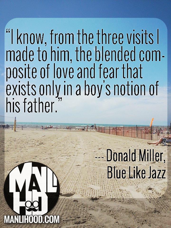 Donald Miller – #mancrushmonday