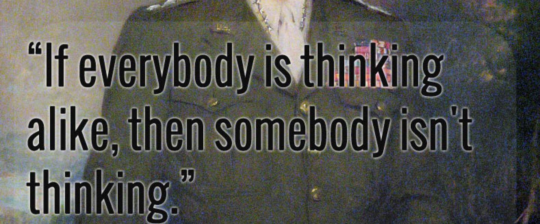 George S. Patton Jr.
