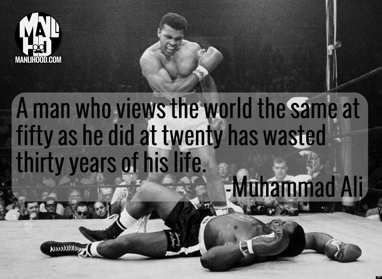 Muhammad Ali – #ManCrushMonday