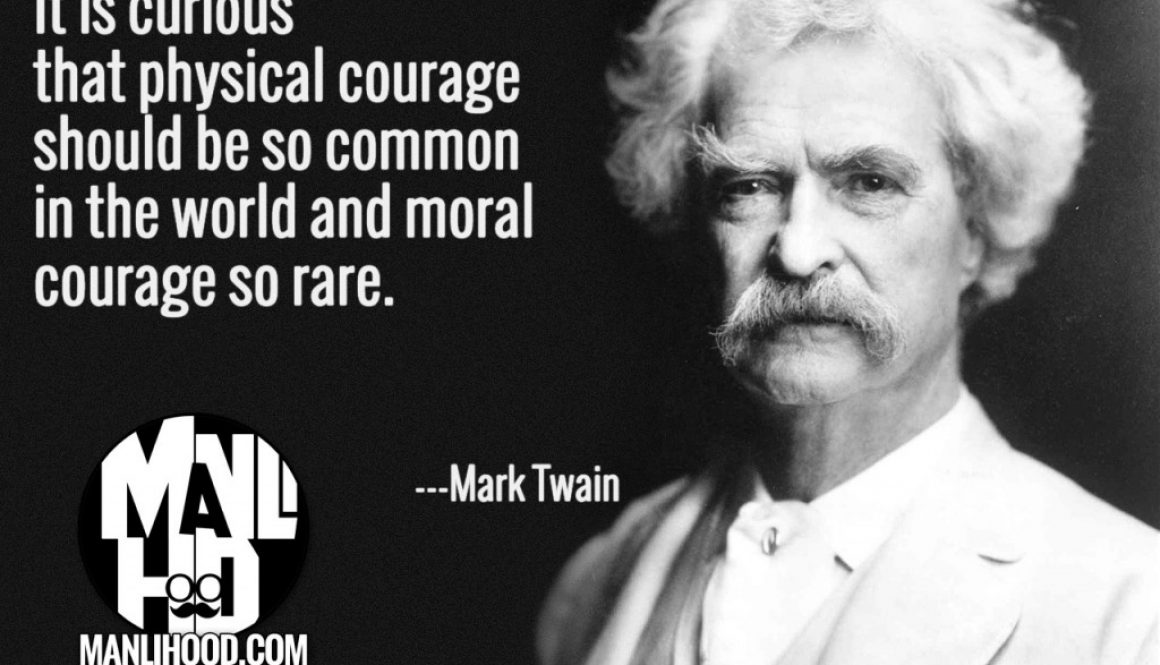 Mark Twain – #ManCrushMonday