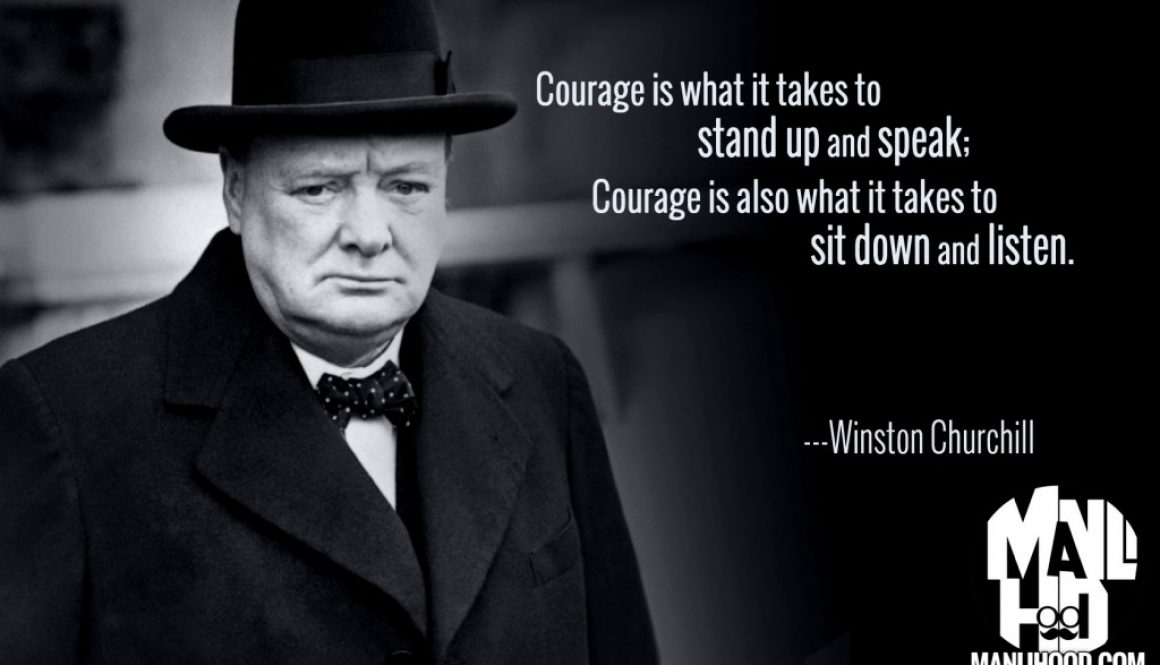 Winston Churchill – #ManCrushMonday