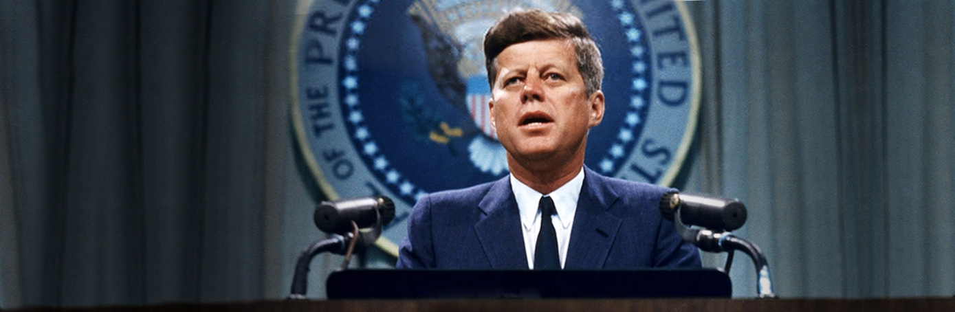 John F. Kennedy – #ManCrushMonday