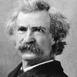 Mark Twain – #ManCrushMonday