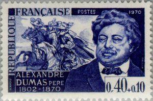 dumas stamp