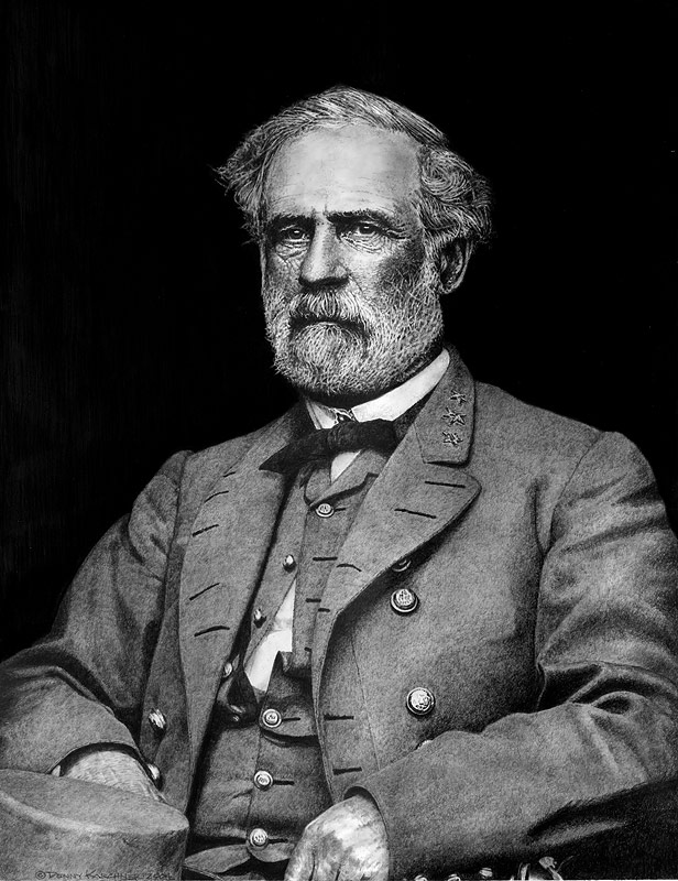 Robert E. Lee – #ManCrushMonday