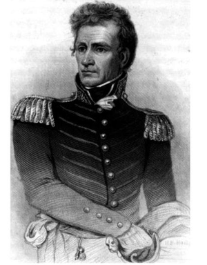 Andrew Jackson – #ManCrushMonday