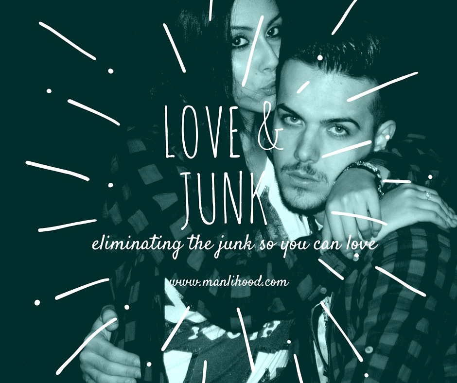 Love and Junk – Love requires actions AND words