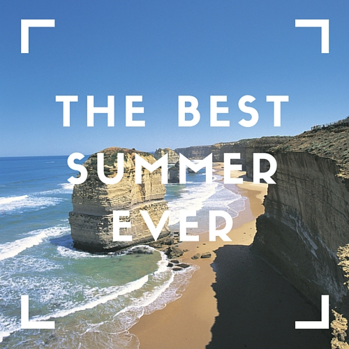 The Best Summer Ever: Make a Schedule