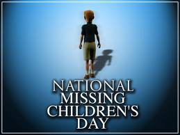 National-Missing-Children's-Day-Logo