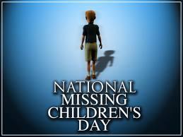 National Missing Children's Day