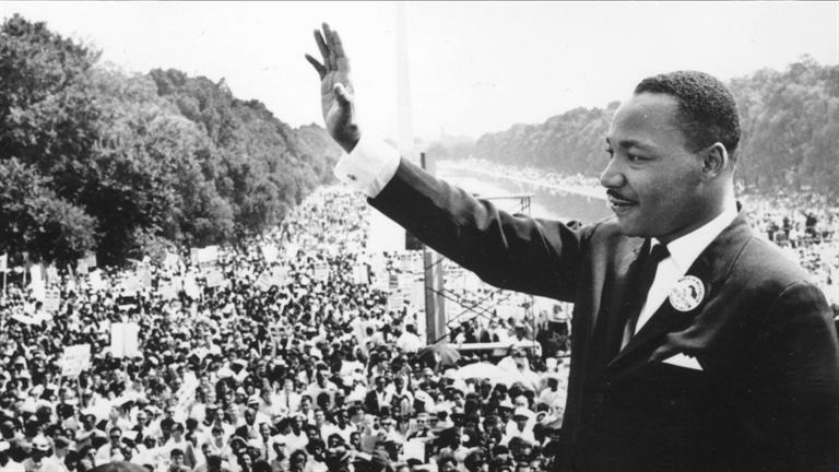 Martin Luther King, Jr – #mancrushmonday