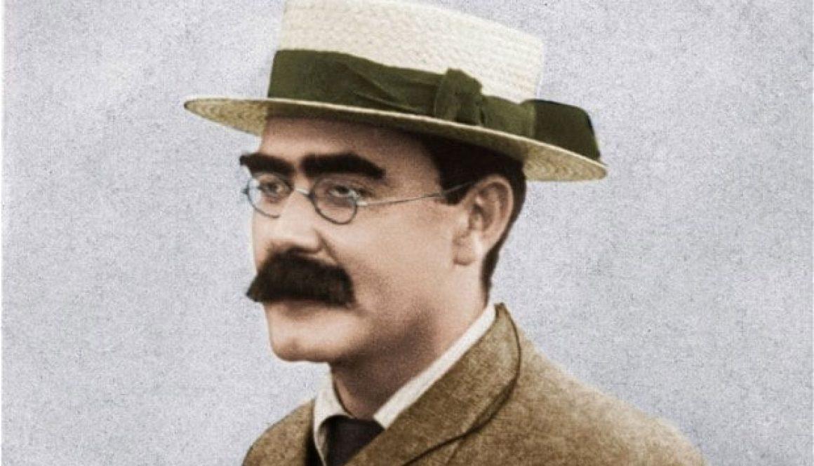 Rudyard Kipling #mancrushmonday