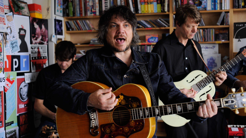 Wilco: NPR Tiny Desk Concert#manlymusicfriday