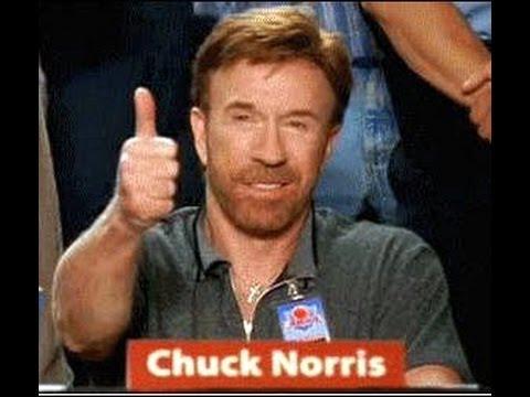 Chuck Norris – #mancrushmonday