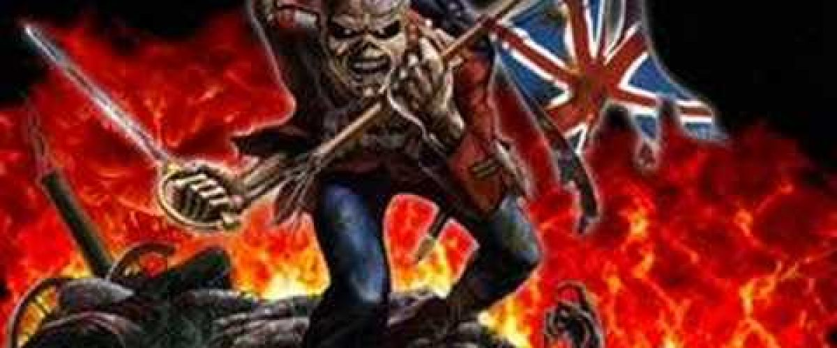 Iron Maiden – The Trooper #manlymusicfriday