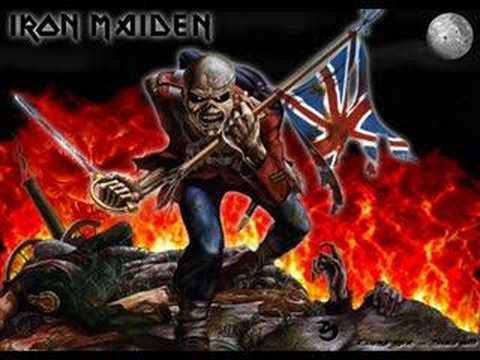 Iron Maiden – The Trooper #manlymusicfriday