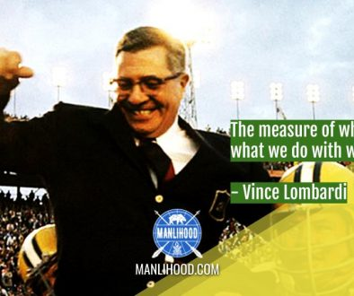 Vince Lombardi Quote Wallpaper