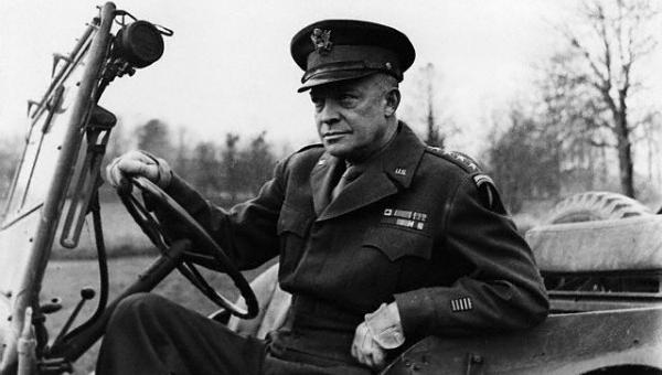 "General Dwight ""Ike"" Eisenhower"