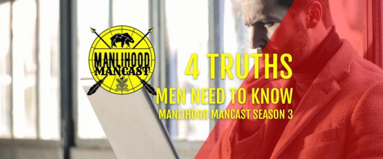 podcast for men - manlihood mancast