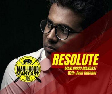 making new years resolutions: a podcast for men