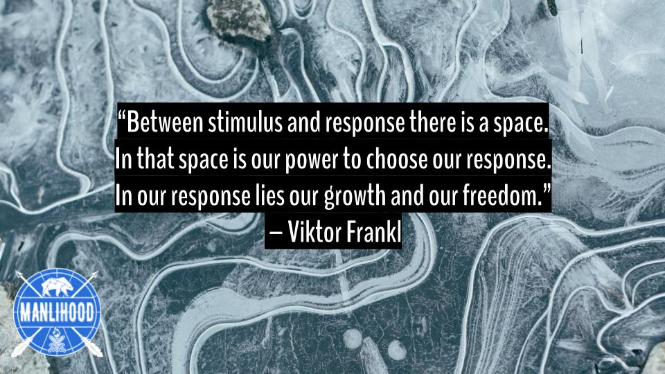 Victor Frankl Stoic Quotes - Podcast for Men