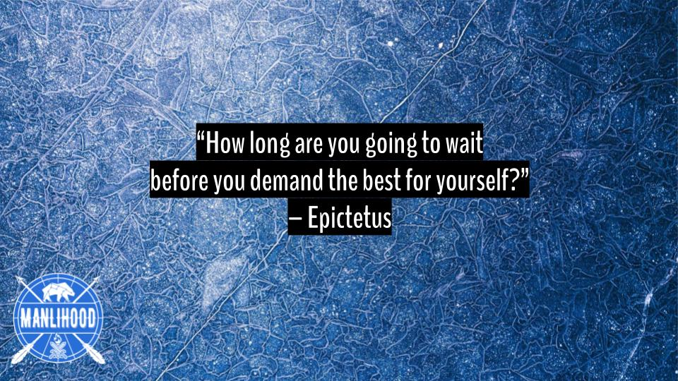 Epicetus Stoic Quotes - Podcast for Men