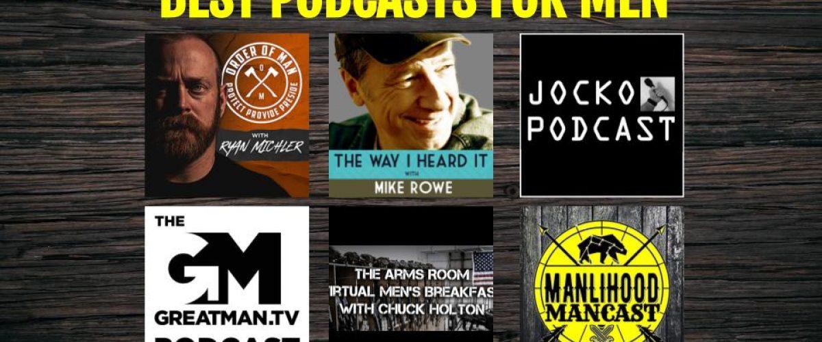 Best Podcasts for Men