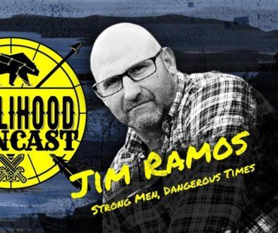 Jim Ramos - Men in the Arena Podcat